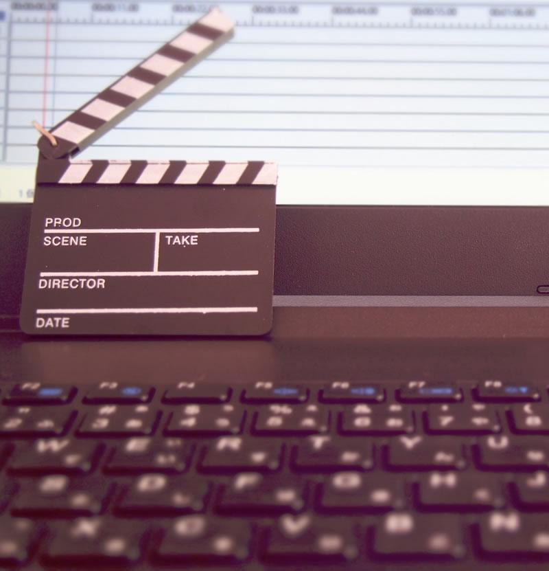 動画の加工
