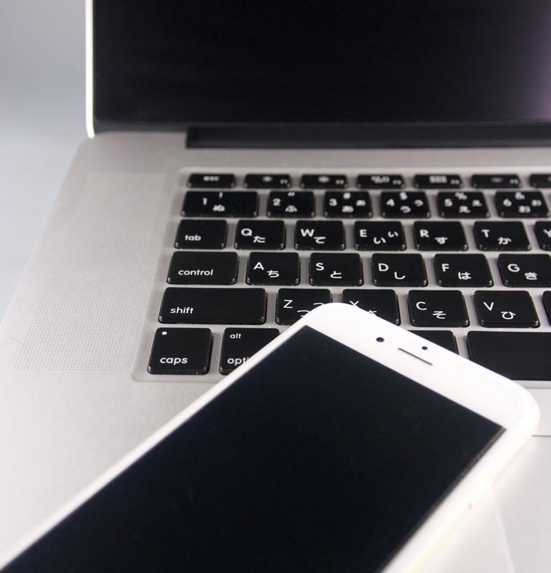 各デバイスのURL統一化